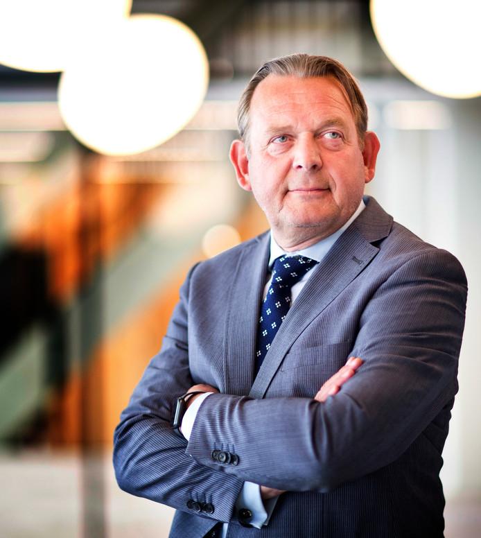 DEN HAAG - Ombudsman Reinier van Zutphen. FOTO SCHOONEWILLE