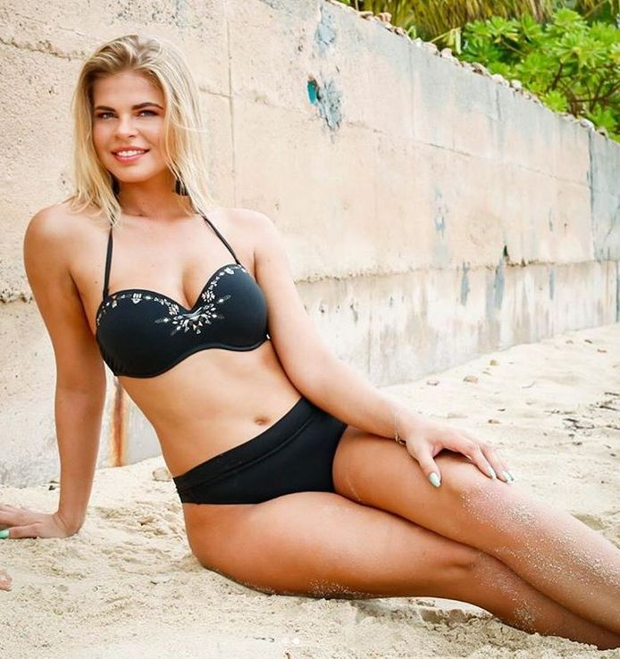Armanda (22) uit Zwolle doet mee aan Temptation Island.