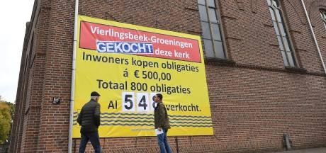 Deze kerk is verkocht aan de inwoners van Vierlingsbeek, maar wat gaan ze ermee doen?