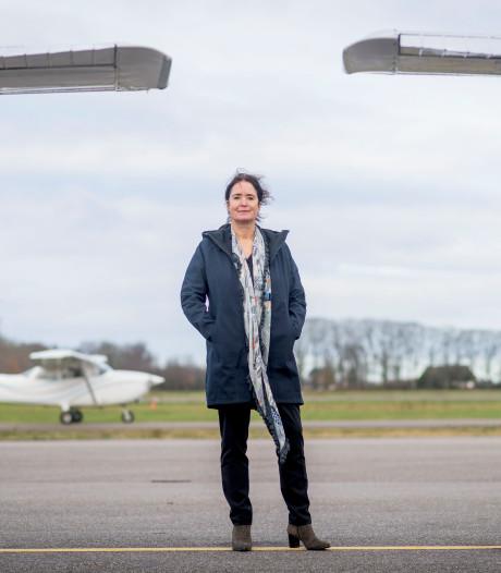 'Binnen tien jaar elektrisch vliegen van Teuge naar Londen'