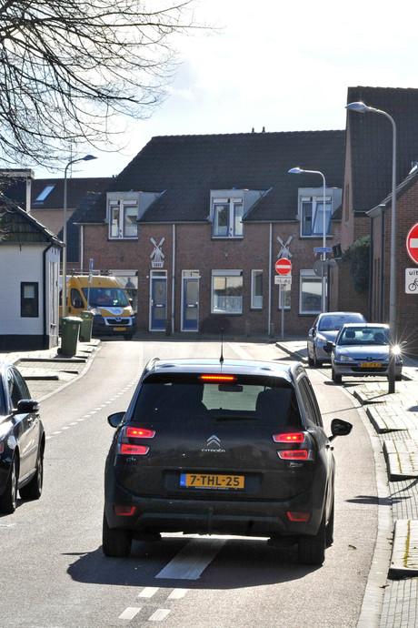 Ondernemers: 'Eenrichting in Molenstraat catastrofe voor verkeersveiligheid'