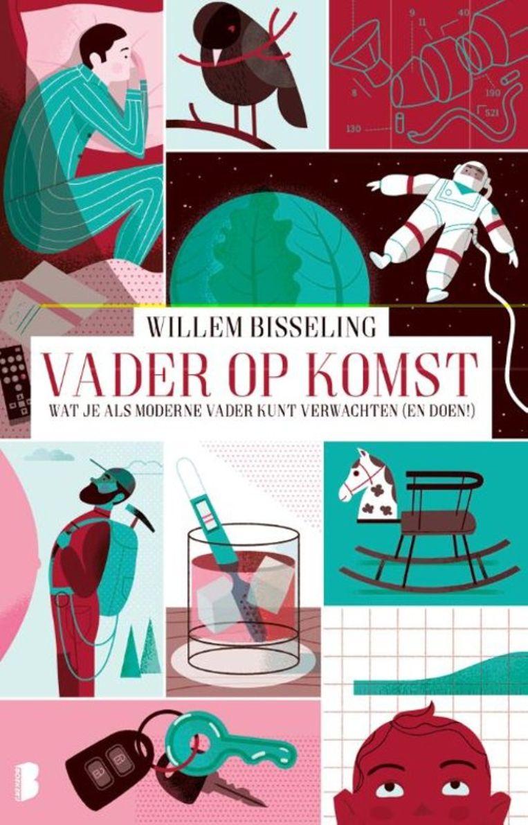 Willem Bisseling: Vader op komst.   Boekerij; €17,99 Beeld