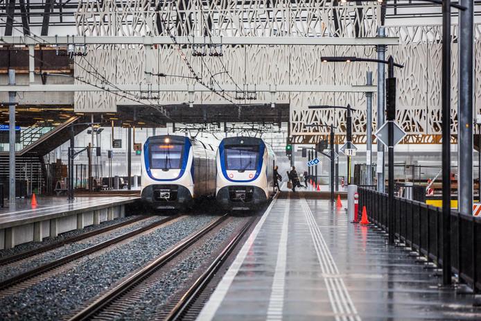 Het nieuwe station Lansingerland-Zoetermeer is open