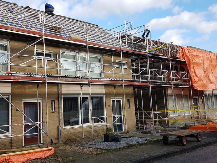 Woningcorporatie WoCom pakt de renovatie van woningen grondig aan.