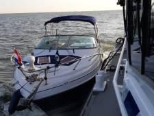 Waterpolitie zet val om schipper van in Wanneperveen gestolen schuit op te kunnen pakken