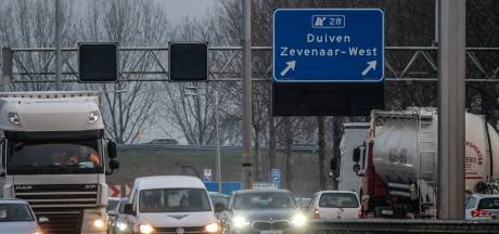 Dit moet je weten als je komende week over de A12 tussen Duiven en Zevenaar rijdt: even omrijden