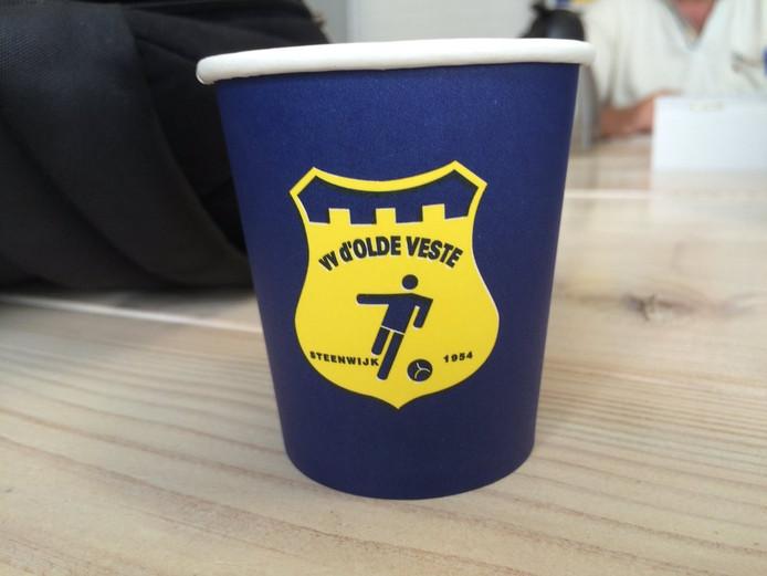 Koffiebeker d'Olde Veste'54
