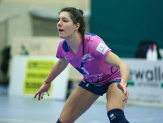 Amber De Tant zet met VC Oudegem een sterke teamprestatie neer tegen Ladies Volley Limburg