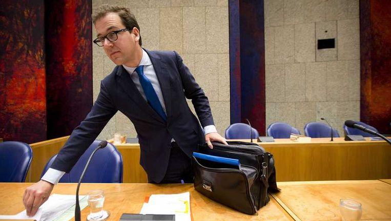 Minister van Sociale Zaken en Werkgelegenheid Lodewijk Asscher. Beeld anp