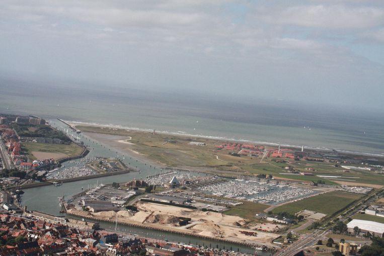 De jachthaven van Nieuwpoort wordt aanzienlijk uitgebreid