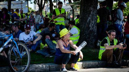 Magere opkomst voor 31ste protestdag van gele hesjes in Frankrijk