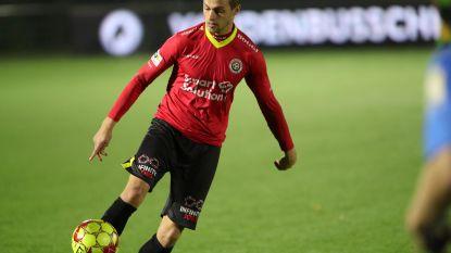 """Indy Vancraeyveldt (FC Mandel United): """"Elke speelkans met beide handen grijpen"""""""