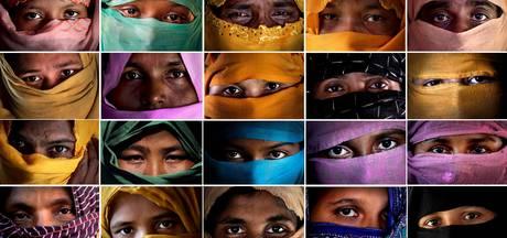 De pijn van Rohingyavrouwen: methodisch verkracht en gemarteld