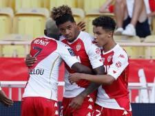 Monaco voegt zich met zege weer bij koplopers Rennes en Lille