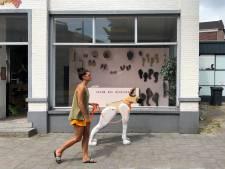 Muzikant Woody Veneman opent walk by-galerie in Eindhoven: 'Een kijkdoosje, als gebaar naar de stad'