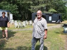 Het ruikt weer naar friet bij de Radioplassen: Hendriks staat er weer met zijn MobiSnack-wagen