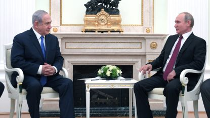 """Rusland en Israël sluiten deal over conflict in Syrië"""
