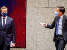 Langere lockdown dreigt: 'Veel seinen op rood'