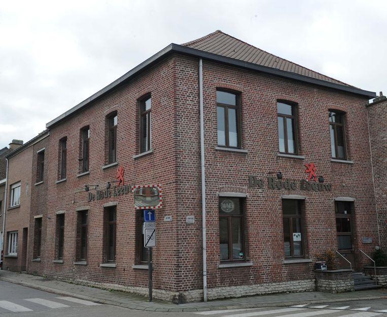 Feestzaal De Rode Leeuw sluit de deuren door de politieke aardverschuiving in Machelen.