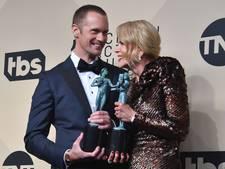 'Echtpaar' Kidman en Skarsgård ook bij SAG Awards weer in de prijzen