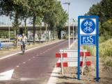 Eerste deel van fietssnelweg F35 bij Oldenzaal is klaar