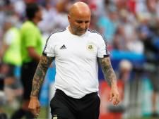 Jorge Sampaoli weg als bondscoach bij Argentinië
