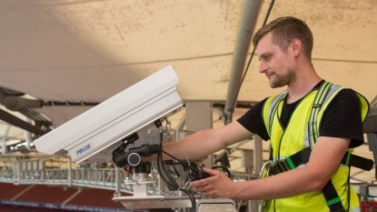 Hawk-Eye kijkt mee tijdens drie komende FIFA-toernooien