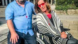 """Aangereden kleuterjuf: """"We blijven hopen op gerechtigheid"""""""