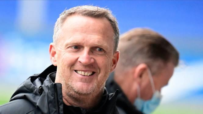 """Verwacht geen 'nieuw' Racing Genk van John van den Brom: """"Je mag nooit je ogen sluiten voor wat goed loopt"""""""
