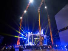 Feest bij Spierings: Ossenaren bouwen duizendste hijskraan
