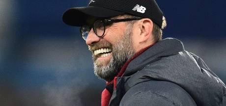 Geëmotioneerde Klopp: 'Kampioen worden met deze club is meer dan ik ooit had gedacht te bereiken'
