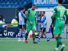 Seuntjens na nieuwe dreun De Graafschap:'Moeten ons diep schamen richting de supporters'