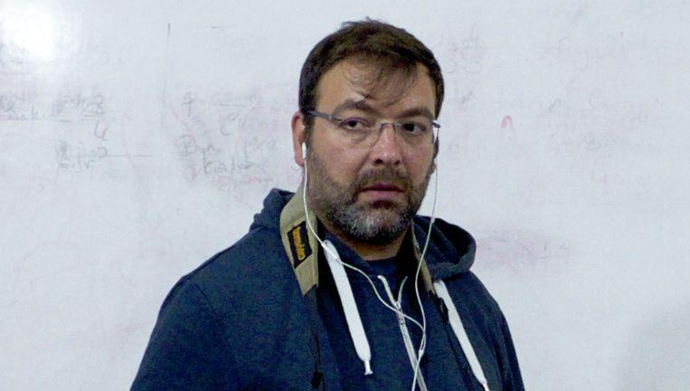 Mete Gümürhan, regisseur van Young Wrestlers Beeld Kaliber Film