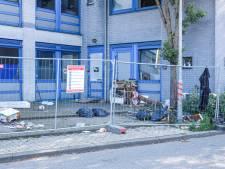 Krakers na negen jaar verwijderd uit schoolgebouw in Hoevelaken