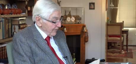 Verzetsman in Oisterwijk en Haaren beseft op z'n 94e: 'Ik was kinderlijk naïef'