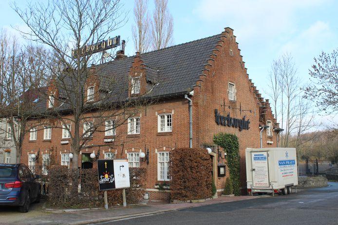Restaurant Terborght in Huizingen.