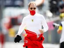 Sebastian Vettel quitte Ferrari pour Aston Martin