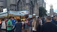 """Hamburgerkraam op Gentse Feesten? 61.000 euro. """"Wie hier komt verdienen, mag bijdragen ook"""""""
