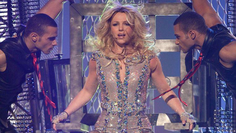 Britney Spears. Beeld ap