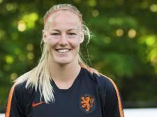 Van der Gragt na langdurig blessureleed opgeroepen voor Algarve Cup