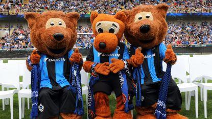 """Club-mascotte onder vuur na oneerbaar gedrag: """"Die beer stak z'n middenvinger op"""""""