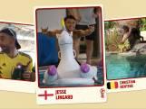 WK Bytes: Colombianen smokkelen drank stadion in