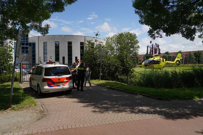 Op het Wartburg College heeft een steekpartij plaatsgevonden.