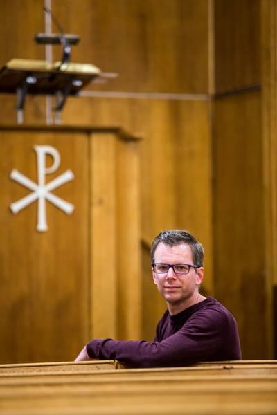 Voorganger Wim de Bruin: ,,Jezus heeft aandacht voor de mensen aan de zijlijn.''