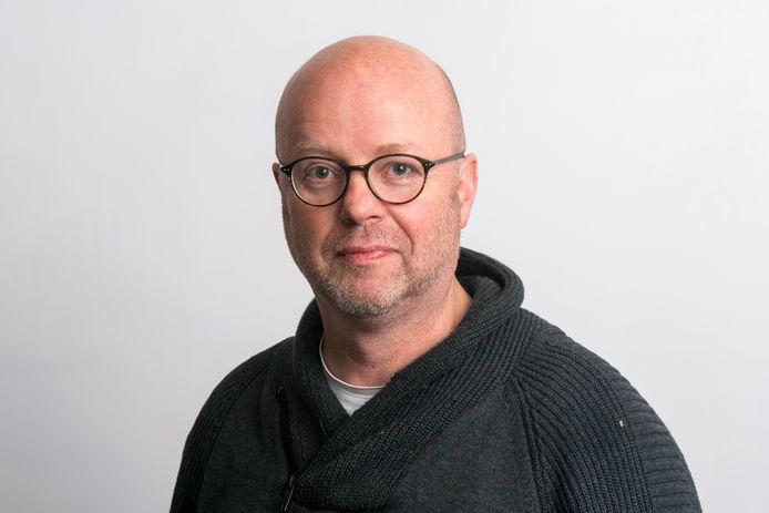 De Arnhemse beeldend kunstenaar Rob Voerman heeft Ahmed Marcouch voorgedragen voor de World Mayor Prize.