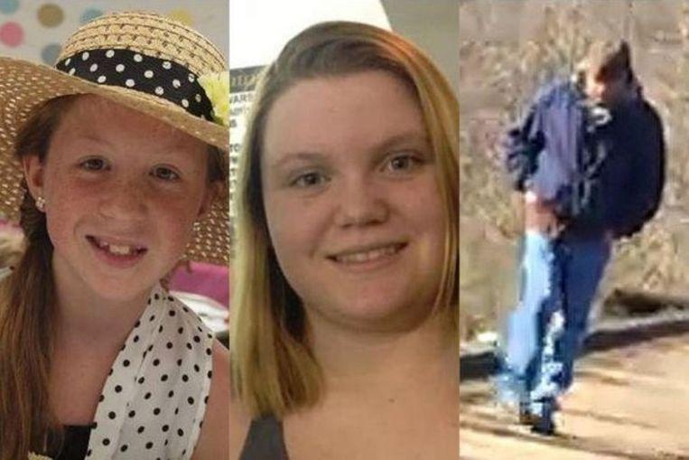Abby, Libby en hun vermoedelijke moordenaar