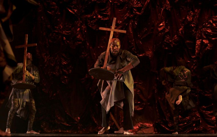 Cion: Requiem of Ravel's Bolero. Beeld John Hogg