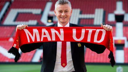 """Ole Gunnar Solskjaer blijft trainer van Manchester United: """"Ik ben er zeker van dat we successen zullen boeken"""""""