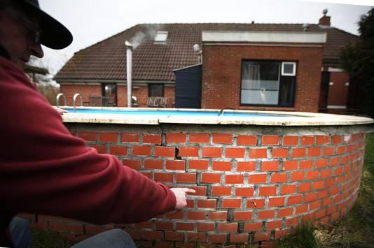Na de aardbeving in het noorden van Groningen zijn er tientallen meldingen van schade in en om het huis gemeld. De bewoners claimen ook last te hebben van onder meer burn-outs door de beving.