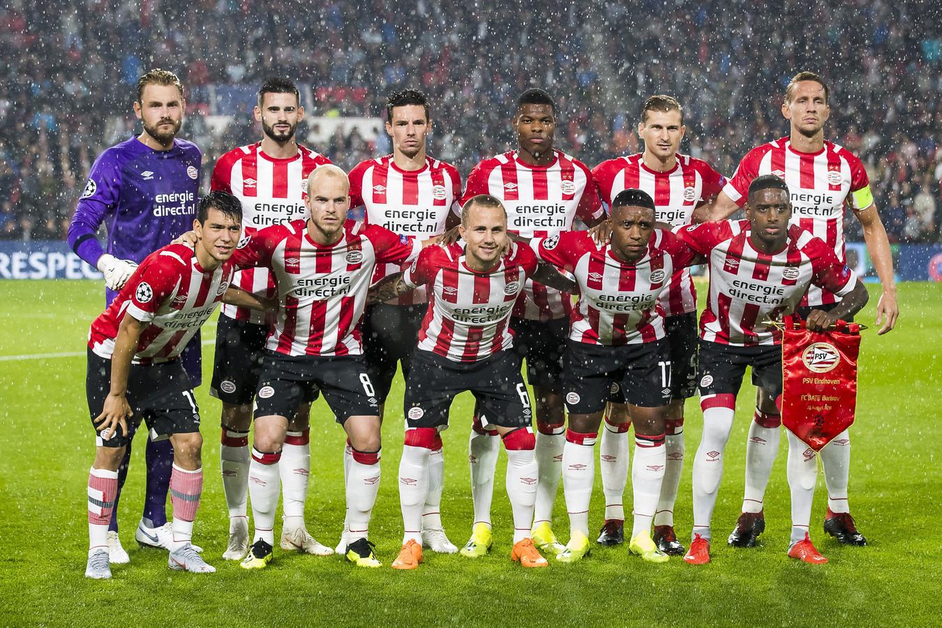 PSV speelt de Champions League-duels in de groepsfase in het najaar in een uitverkocht Philips Stadion.